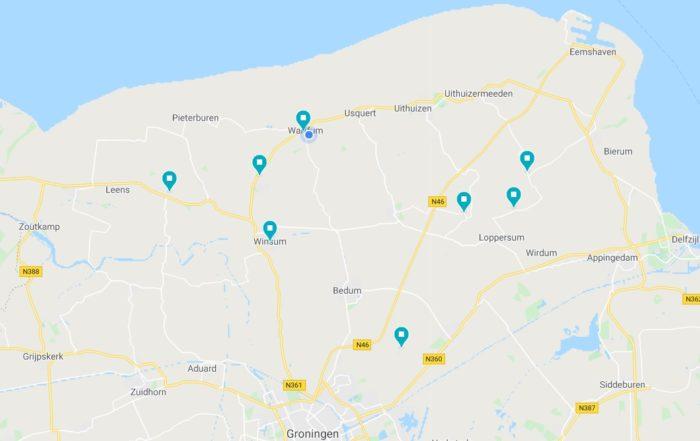 Scholen | KunstKerk Hogeland | Groningen