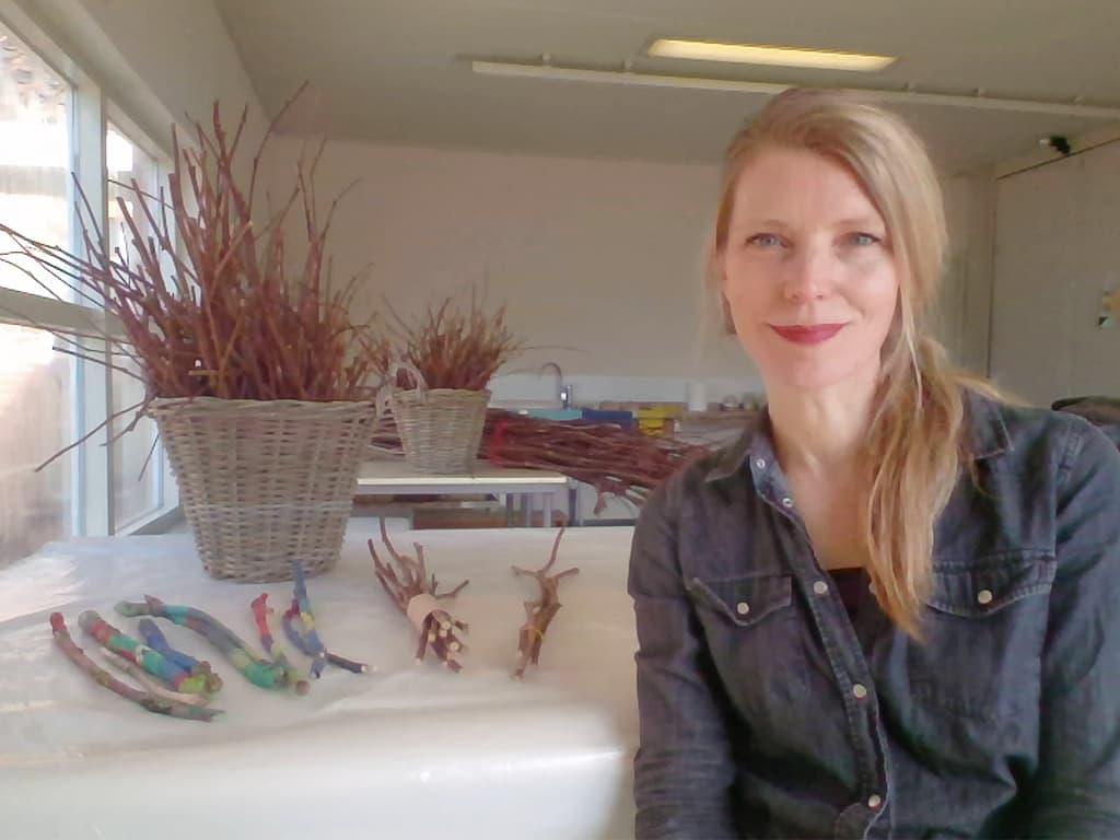 Marieke Doeksen | KunstKerk Hogeland | Docente Beeldend