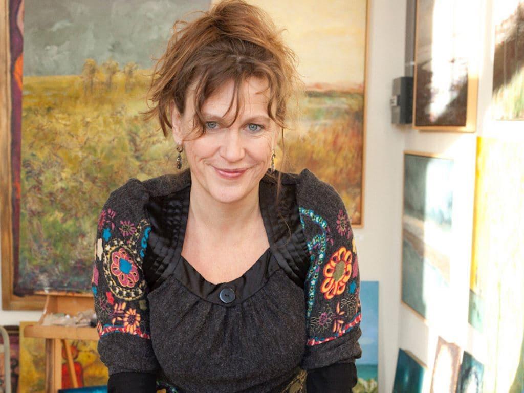Anja Lofvers | KunstKerk Hogeland | Docente tekenen en schilderen