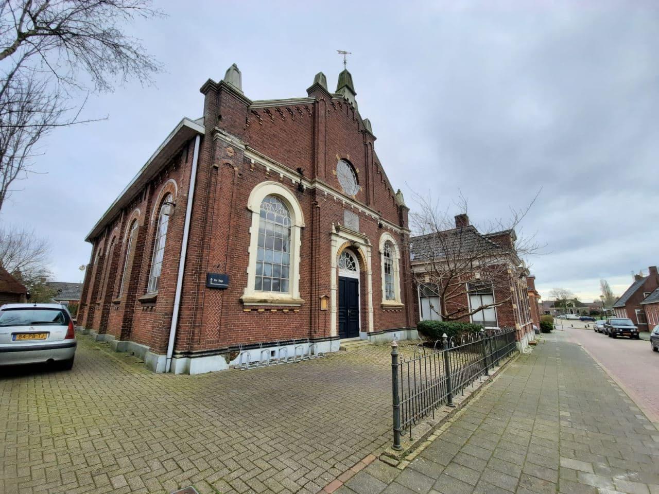 Kerkgebouw | KunstKerk Hogeland | Warffum Groningen