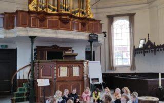 Kerkorgel | KunstKerk Hogeland | Warffum Groningen