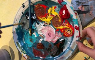 Schilderlessen | KunstKerk Hogeland | Warffum