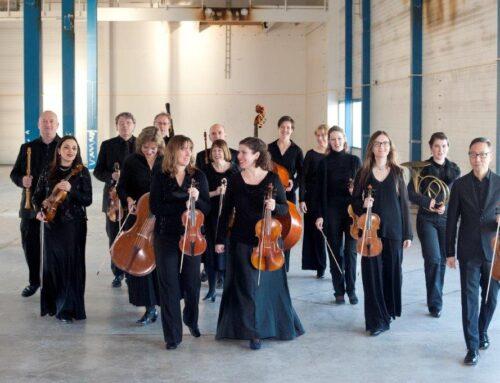 zaterdag 6 november Concert Bach & Stravinsky